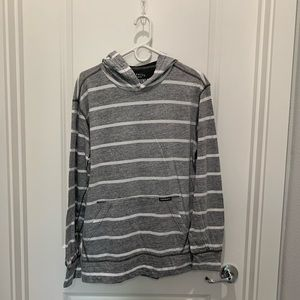 Ecko Unlimited long sleeve hooded t shirt.